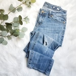 MISS ME Sunny Straight Jeans 30